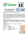 Fotogalerie: R-Clean Floor Strip Extra 2 x 5l